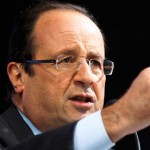 [Chiny] Francois Hollande w Pekinie