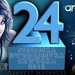 """[Polska] Plebiscyt """"Niebieska Dwudziestka Czwórka"""", czyli podsumowanie 2015 roku"""