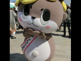 shinjo-kun-mascot-gray-and-white-rabbit-very-cute-jpg