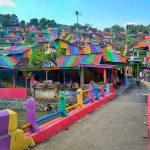 [Indonezja] Kampung Pelangi, czyli najbardziej kolorowe miejsce na świecie!