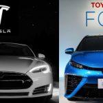[Japonia] Wojna motoryzacyjna pomiędzy Toyotą a Teslą