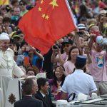 [Chiny] Papież Franciszek kocha Państwo Środka