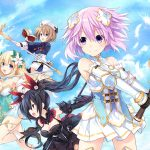 [Świat] Trailer Cyberdimension Neptunia: 4 Goddesses Online