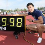 [Japonia] Rekord w biegu na 100 metrów pobity