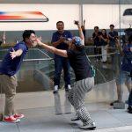 [Japonia] Premiera iPhone 8 i 8+