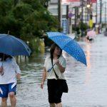 [Japonia] Kolejny tajfun dręczy Japonię