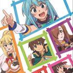 [Japonia] Konosuba! otrzyma film anime  !