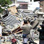 [Japonia] 3 zabitych setki rannych po trzęsieniu ziemi w Osace