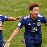 [Japonia/Świat] Zwycięstwo Japonii 2:1 z Kolumbią