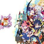 [Japonia/GAMESCOM] Disgaea 5 Complete na PC opóźniona do października